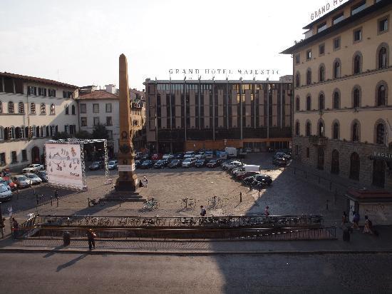 Fiorentino: view from window