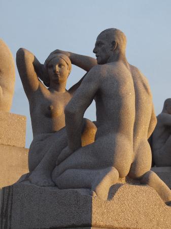 Museo de Vigeland: Sculpture