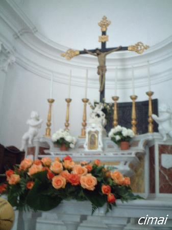 Portofino, Italy: サン・ジョルジョ教会