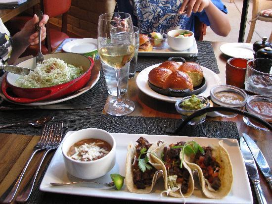 Rita's Kitchen: steak soft tacos
