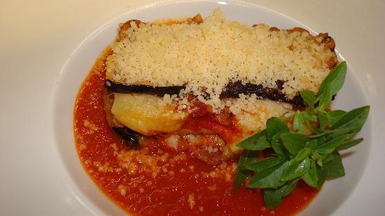 Arome d'Italie: Parmigiana