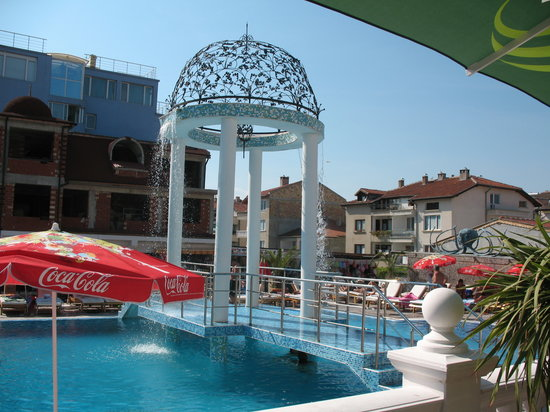 Kiten, Bulgarie : the pool