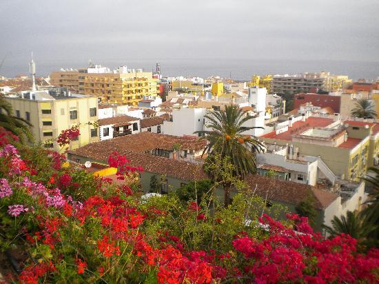 Hotel Puerto de la Cruz: Buntes Puerto de la Cruz