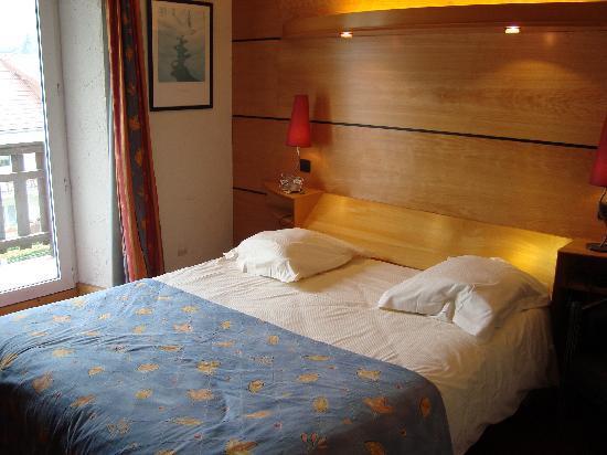 La Bresse, France: chambre