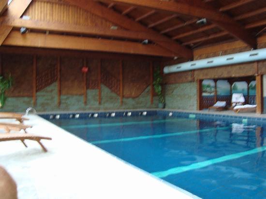 La Bresse, Frankrike: piscine