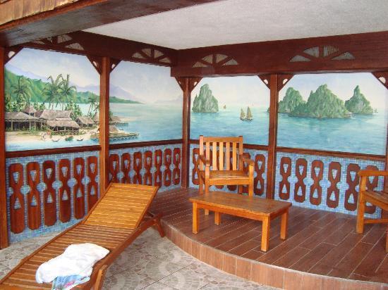 Hôtel-Résidence Les Vallées : piscine