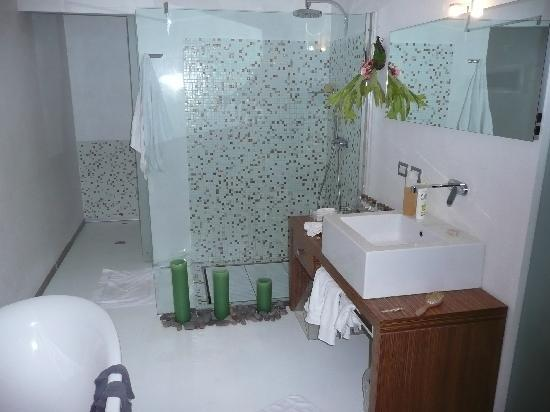 Casa Cartagena Boutique Hotel & Spa: Incredible bathroom