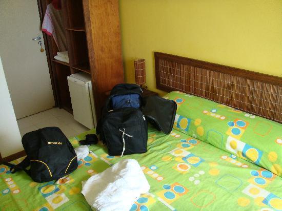 "Pousada Porto Dos Milagres: view of the ""4th"" room"