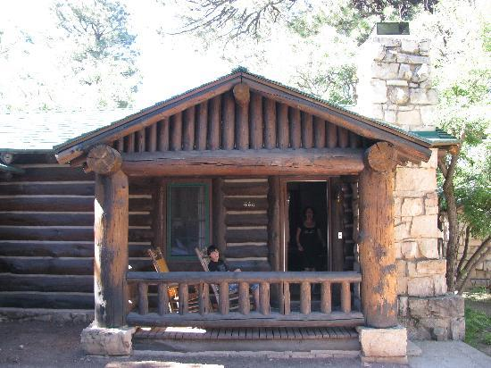 Pioneer Cabin Shower Room Picture Of Grand Canyon