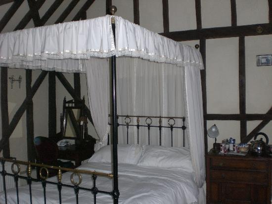 The Plough Inn: Our Room