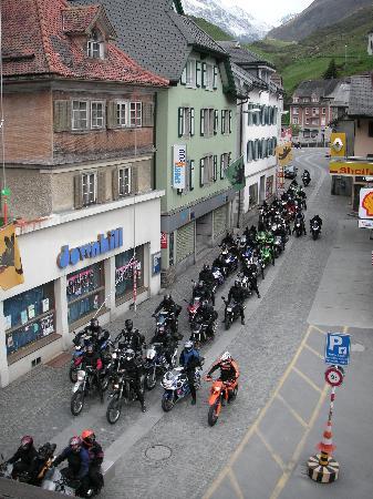 Alpenhotel Schlüssel: view from balcony