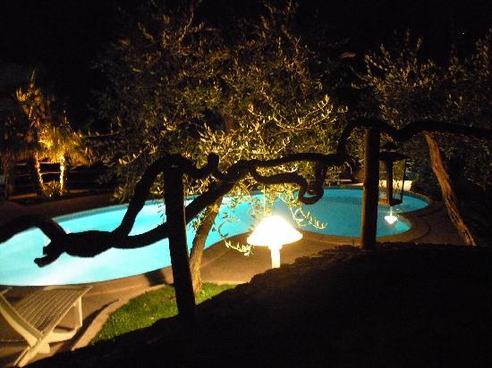 A Casa di Roby: La piscina
