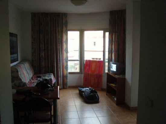 Blanco Y Negro Apartments: appart