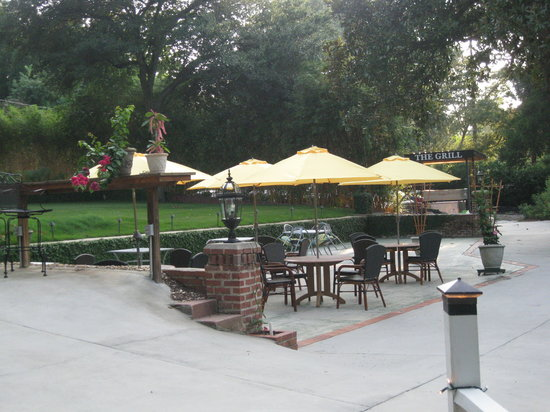Aiken, SC: Gartenrestaurant