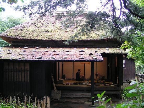 Semboku, Japón: Samuraihaus mit neuem Bewohner