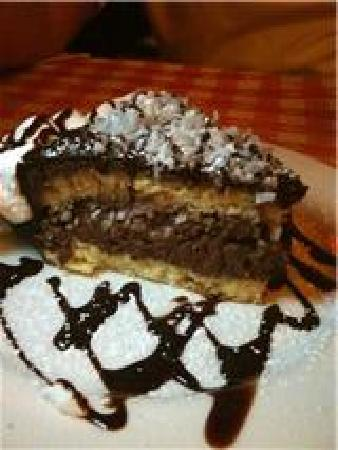 Fat Clemenza's : Chocolate Coconut Cake...UMMMMMM!!