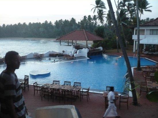 Dikwella, Sri Lanka: pool