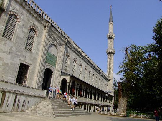 Hotel Venera: vacanza a Istanbul agosto 2010