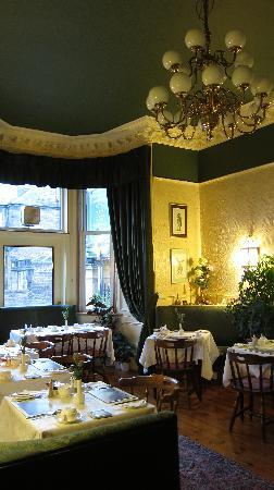 Rosehall Hotel: Lovely dining room