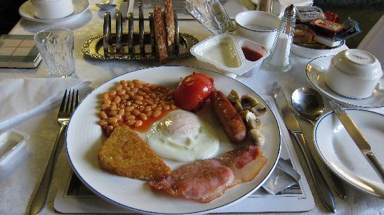 Rosehall Hotel: Yummy breakfast