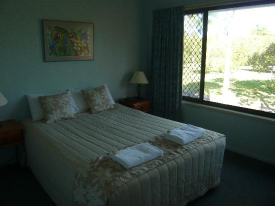 Wolngarin Holiday Resort Noosa: Bedroom 1