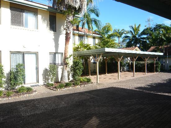 Wolngarin Holiday Resort Noosa: Parking