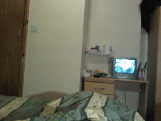 Belgrove Hotel: room for 4, nr31