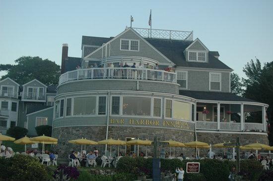 Reading Room Restaurant: The Inn
