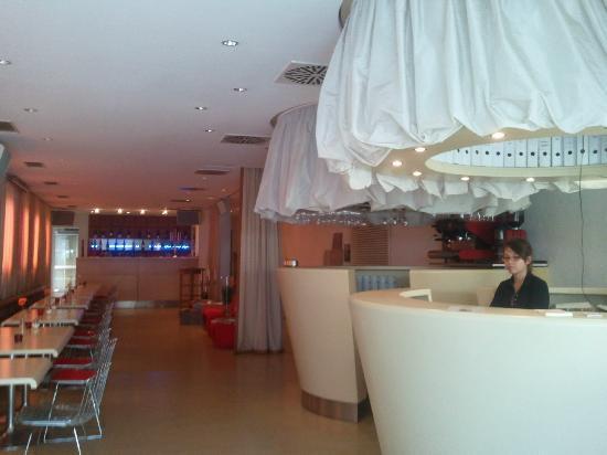 Hotel Drei Raben: the reception
