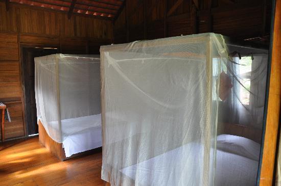 Vang Vieng Eco Lodge: Bedroom