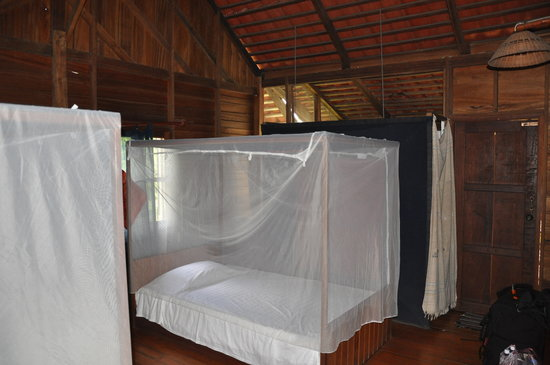 Vang Vieng Eco Lodge: Bedroom