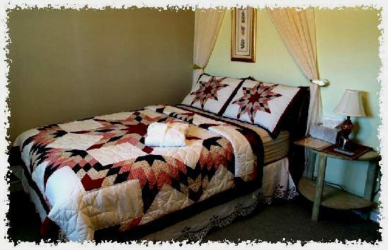 Hoppy's Bed & Breakfast : The Forget-me-not Ext bed
