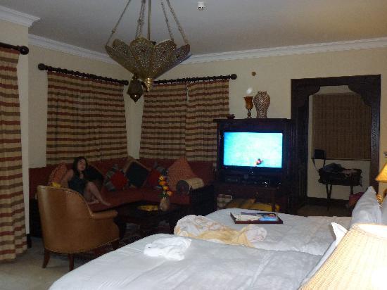 Jumeirah Dar Al Masyaf at Madinat Jumeirah: la suite