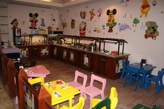 Xanadu Resort Hotel: children's restaurant