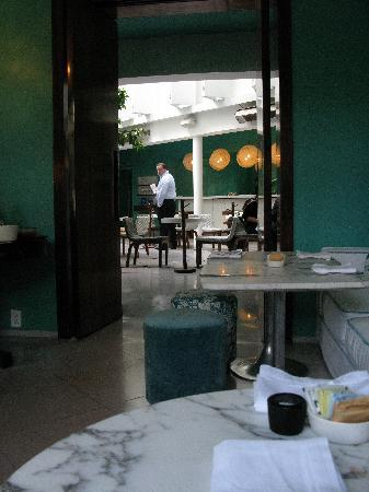 Condesa DF: restaurant