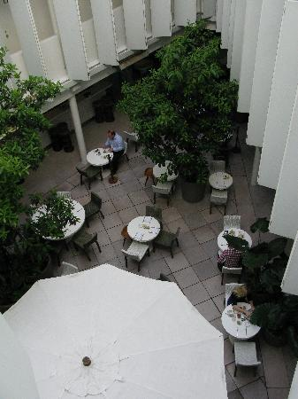 Condesa DF: patio