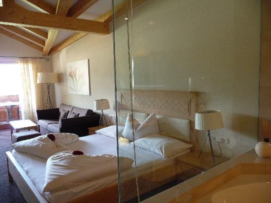 "Hotel Lanerhof: Suite ""Coccole"""