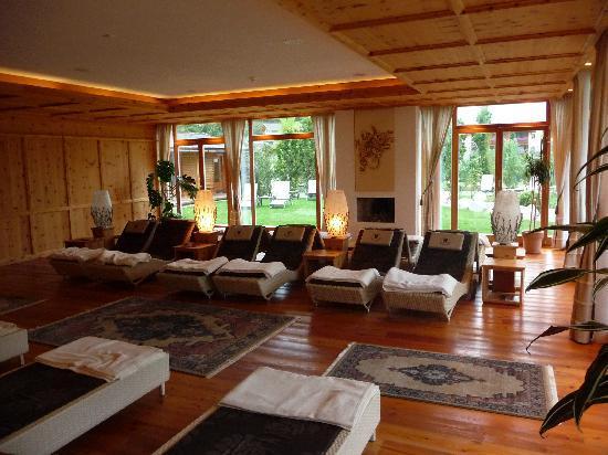 San Lorenzo di Sebato, Italy: Sala relax