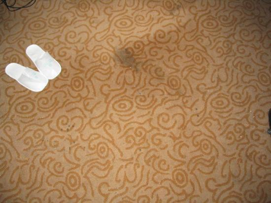 Han Guang Men Hotel: flash makes the stain look good!