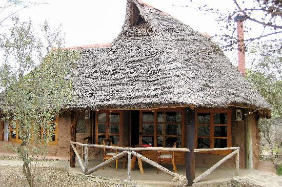 Naivasha, Kenya: our cottage