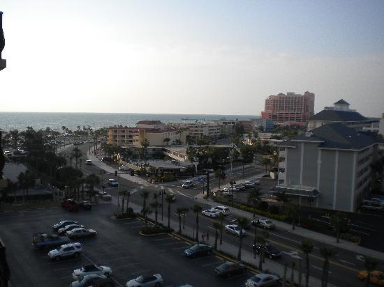 "Holiday Inn Hotel & Suites Clearwater Beach : ""City View"" Room"