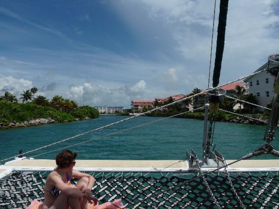 Sand Dollar Cruises: lovely scenery
