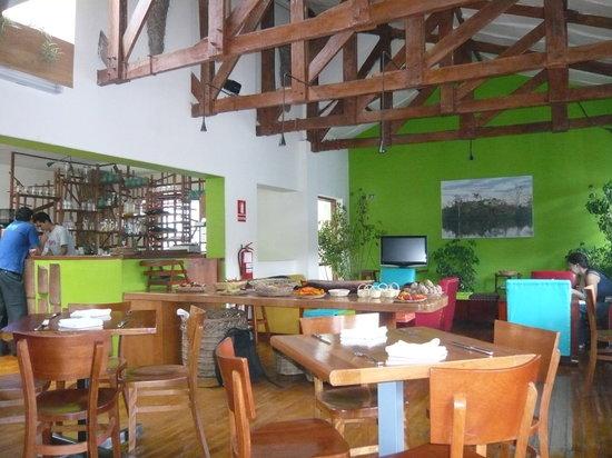 Greens Organic Restaurant