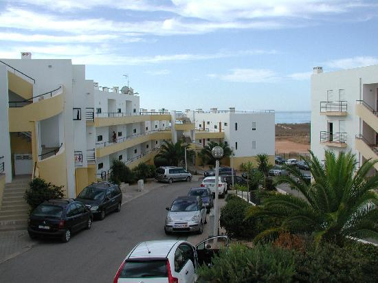 Clube da Meia Praia: Vista geral do complexo