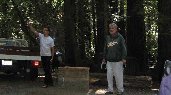 Schoolhouse Campground: HORSESHOES LOTS OF FUN