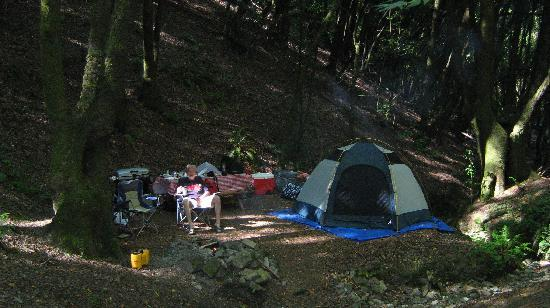 Schoolhouse Campground: CAMP SPOT #30 GREAT FOR TWO PEOPLE
