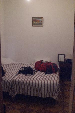 Posada Don Diego: Blick ins Zimmer