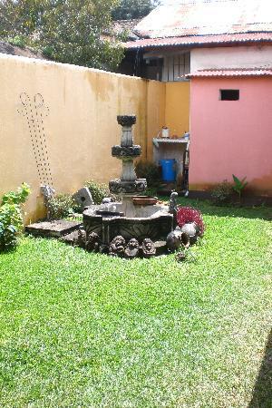 Posada Don Diego: Garten im Hof