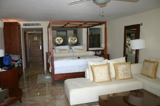 Excellence Playa Mujeres: Our room in building 7