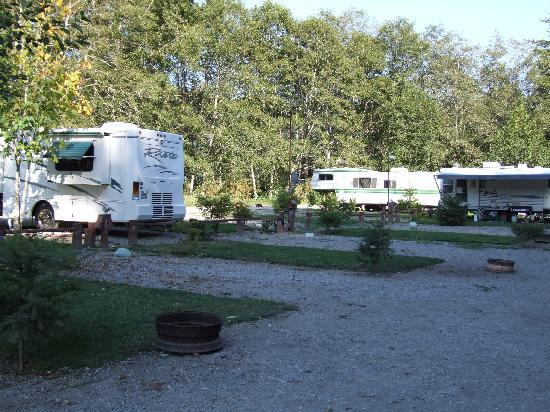 Kamp Klamath RV Park: RV spaces